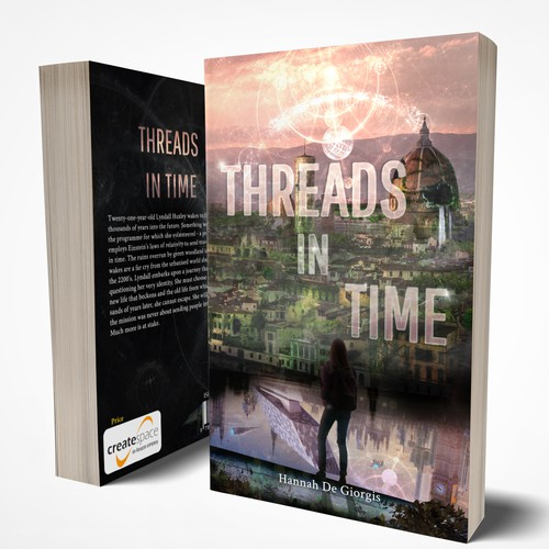 Threads in Time Book Cover