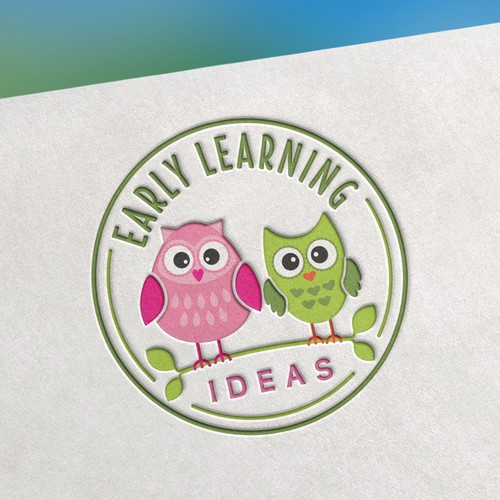 Logo for early childhood educational resources