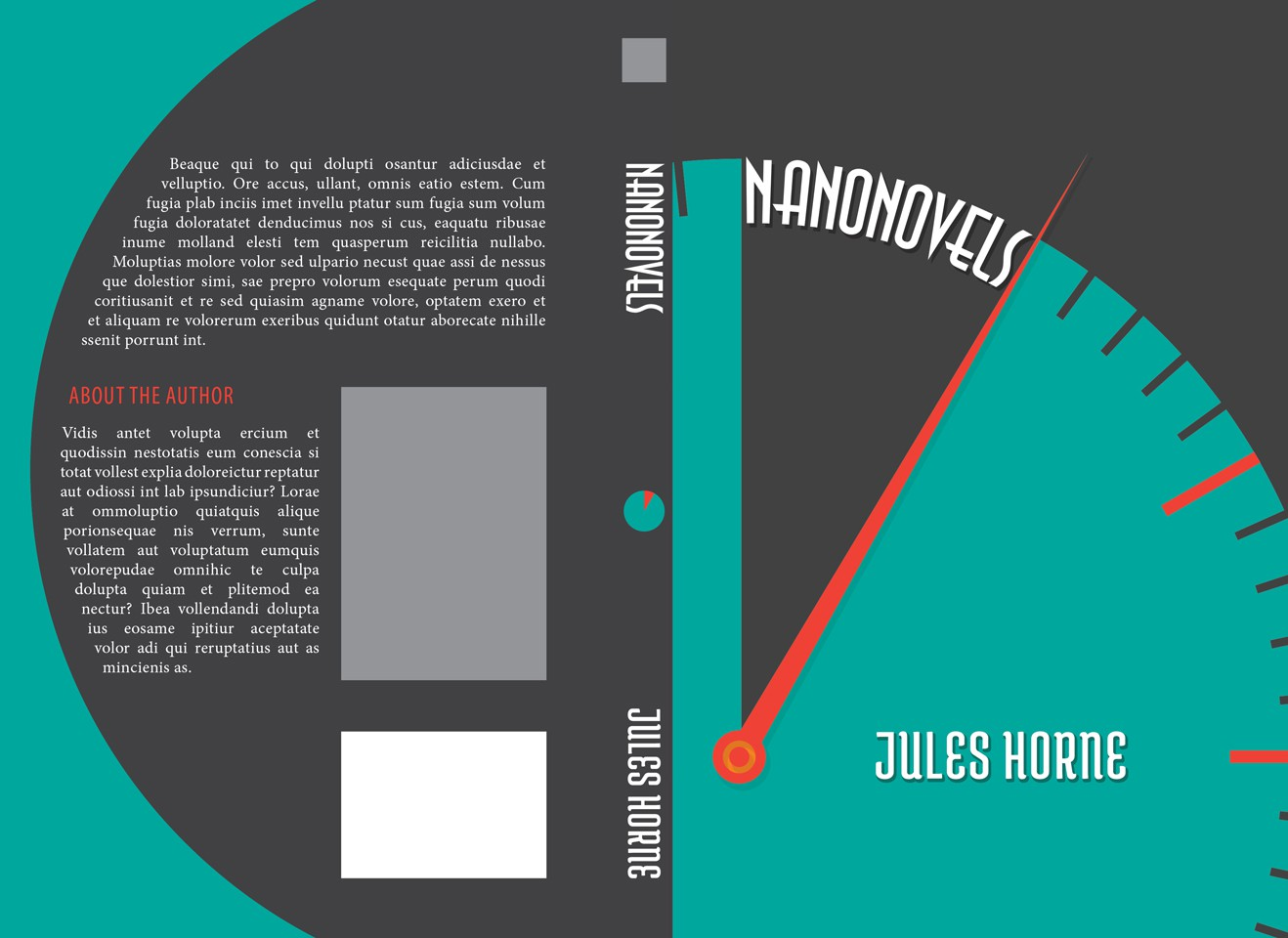 Ex BBC writer - need quirky minimalist book cover, Kafka/Atwood/Borges flavour - can you help?