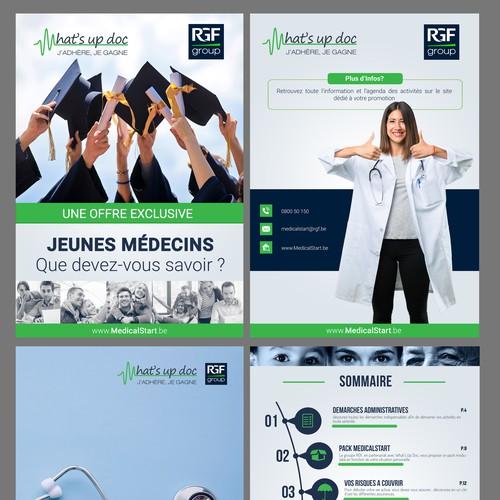 Brochures jeunes Médecins