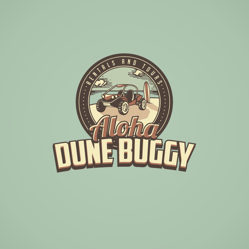 Aloha Dune Buggy Needs You - Push The Envelope