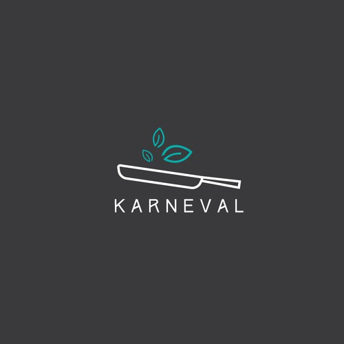 Celebrate food that helps regenerate people + planet with a logo that means Karneval!