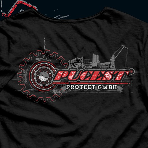 Distressed Design For PUCEST GmBH