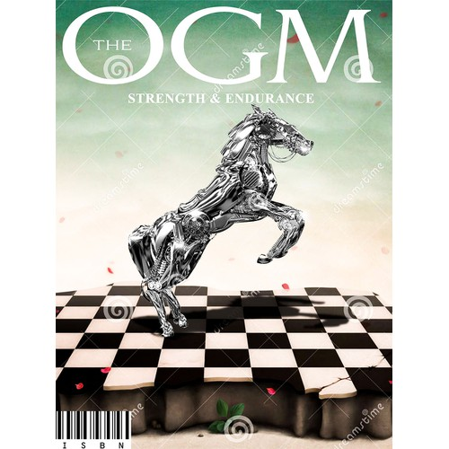 Your chance to design a famous magazine cover for the JUNE edition of THE OGM