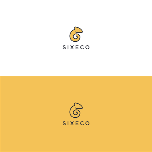 Design a hipster logo for SIXECO