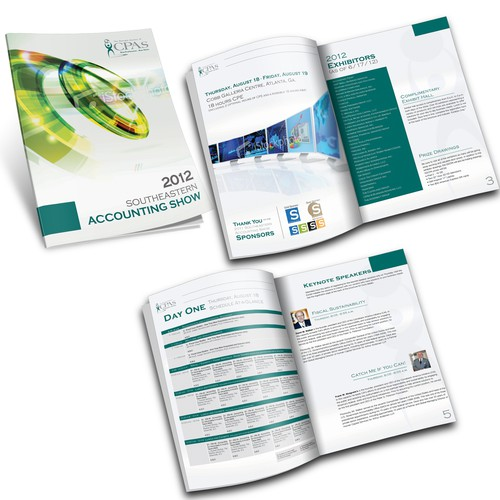 New brochure design wanted for The Georgia Society of CPAs
