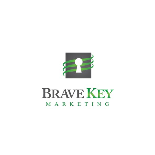 Concept for Brave Key Marketing