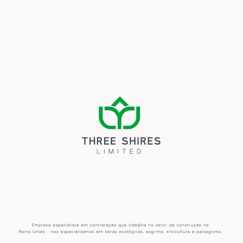 Three Shires Logo concept