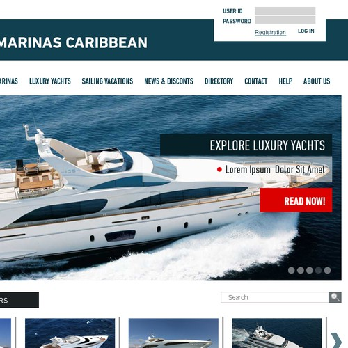 Yachts and Marinas Caribbean