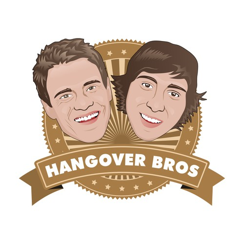 Hangover Bros logo