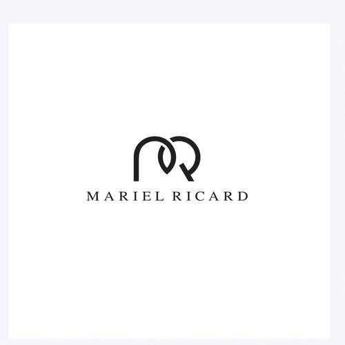 Mariel Ricard Fashion Logo