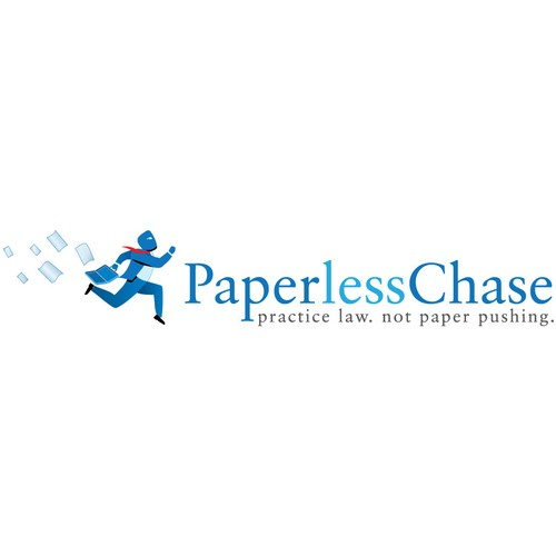Help PaperlessChase with a new logo