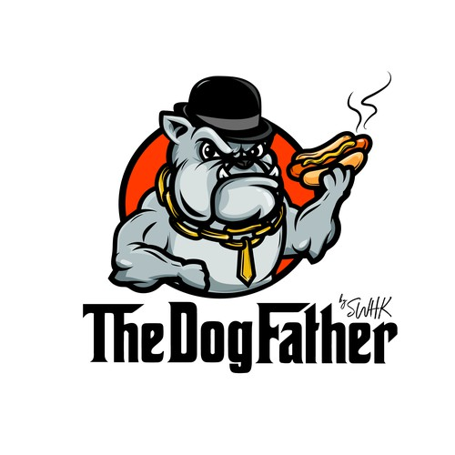 the dog father