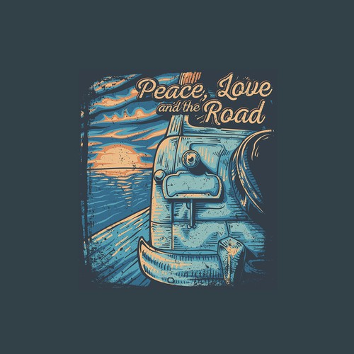 Peace Love and the Road