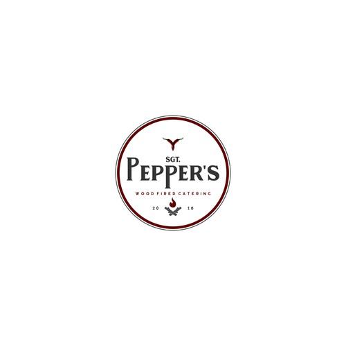 """Design Logo for """"SGT.PAPPER'S"""""""