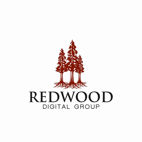 Logo for Redwood Digital Group