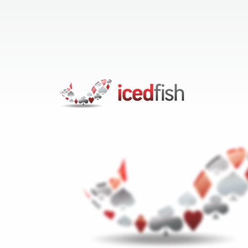 Help icedfish with a new Logo Design