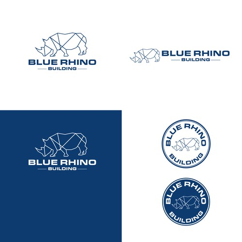 Blue Rhino Building