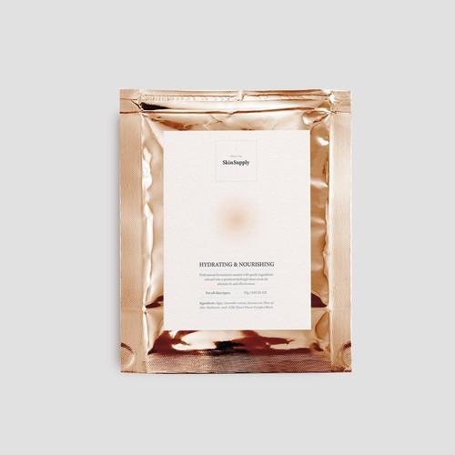 Packaging for SkinSupply