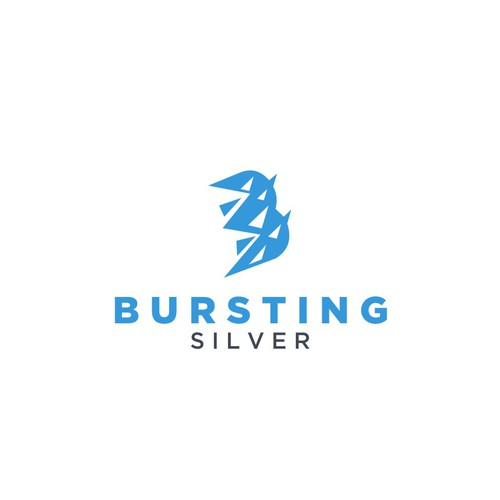 Bursting Silver