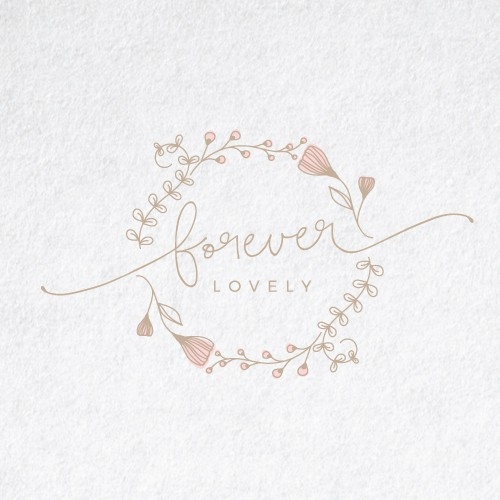 Romantic Logo Design For Wedding Planner