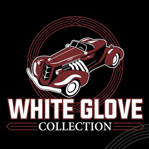 logo for classic automobile shop