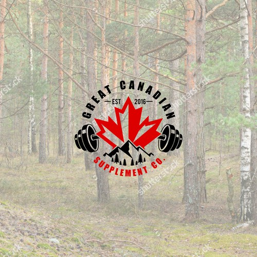 Logo for Great Canadian Supplement