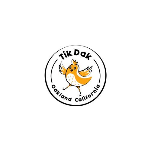 Tik Dak Logo