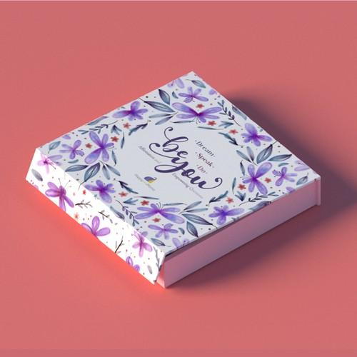 Design for Inspirational Box on Women Empowerment