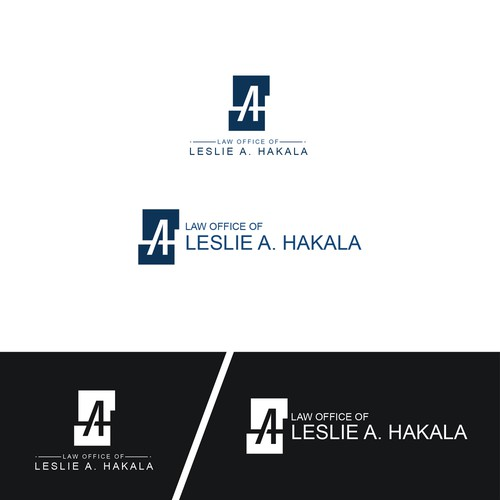 Logo concept for Law Office