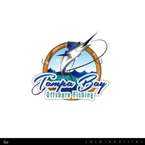 fishing store logo