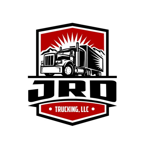 Bold logo for JRD Trucking, LLC