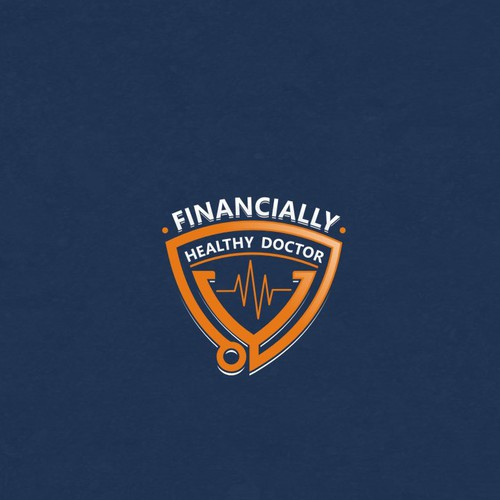 Financially Healthy Doctor Logo