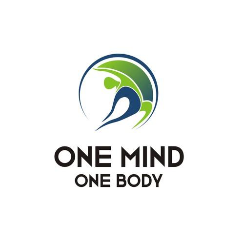 one mind one body logo