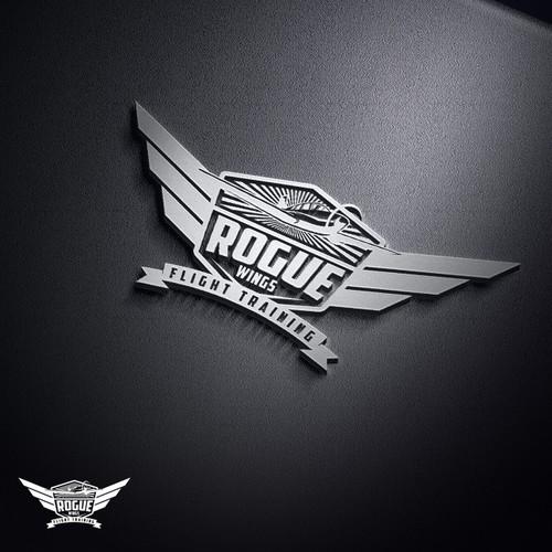 Rogue wings Logo