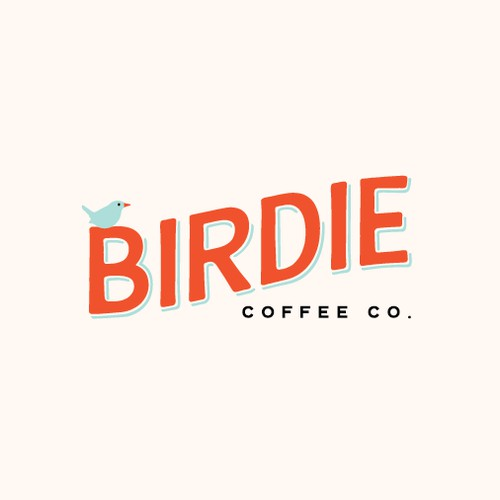 Logo Concept for Birdie Coffee Co.