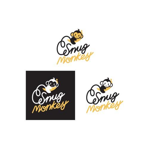 Snug Monkey Logo