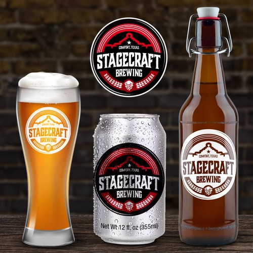 STAGECRAFT BREWING LOGO