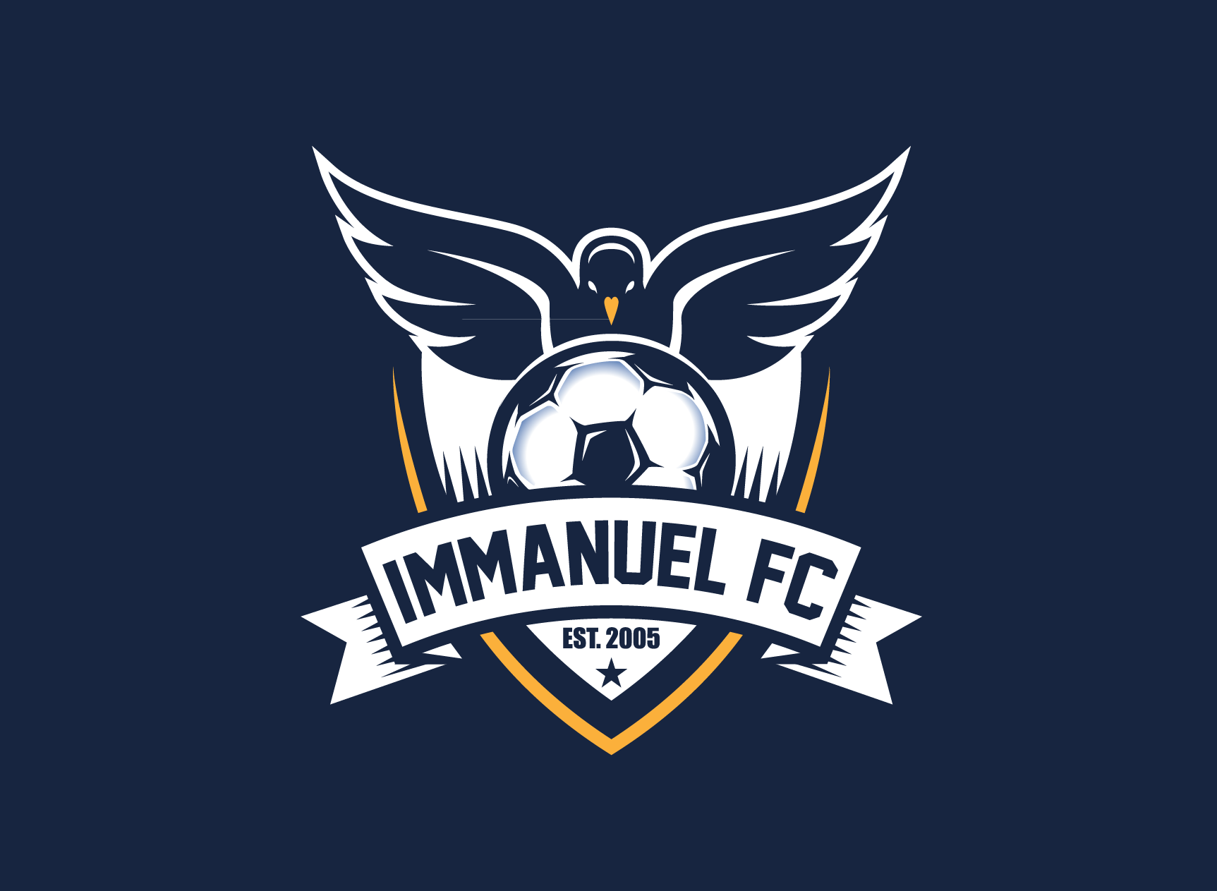 Help Immanuel College Old Scholars Soccer Club Inc with a new logo