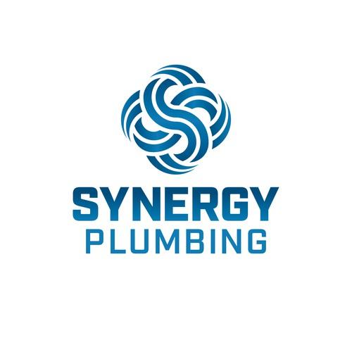 Synergy Plumbing Logo
