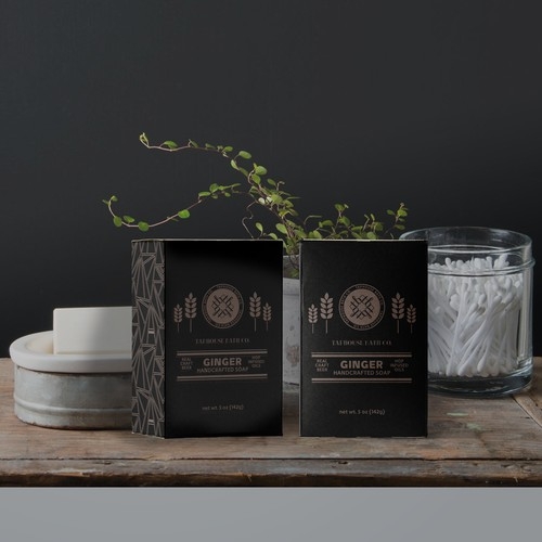 Soap Box Design for Taphouse Bath Co.
