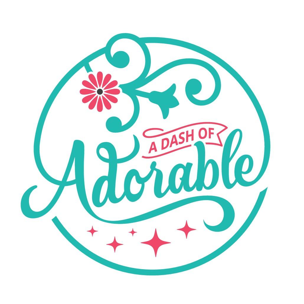 A Dash of Adorable Needs a Modern Logo Makeover