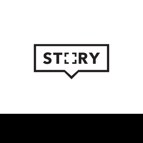 """Creating a logo for a collective of photojournalists called """"story"""""""