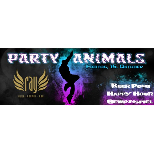 Facebook Cover for Party