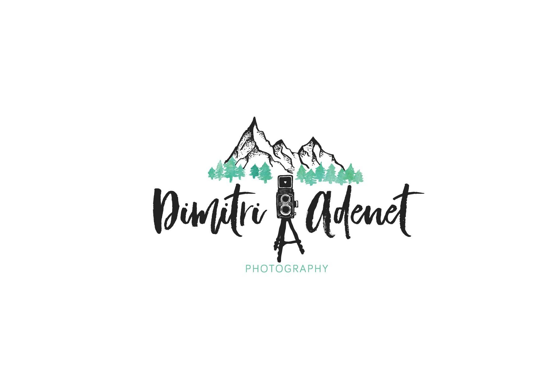 Logo for a wedding website