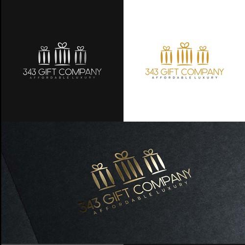343 Gift Company Logo