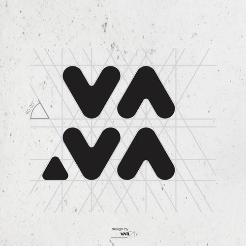VANA logo design
