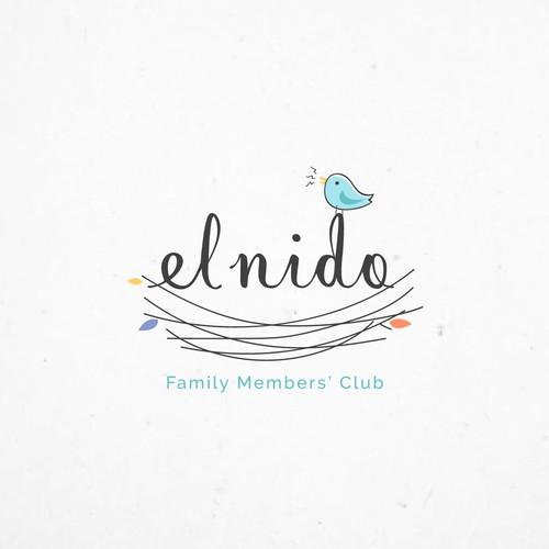 El Nido Childcare logo