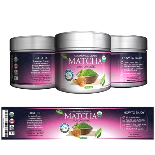 Matcha 100% organic