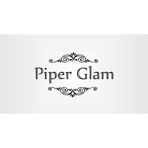 PIPER GLAM  needs a new logo